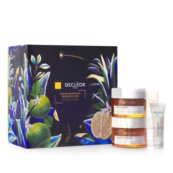 Decleor Mission Glow Green Mandarin Gift Set at Katie Weeds Hair & Beauty