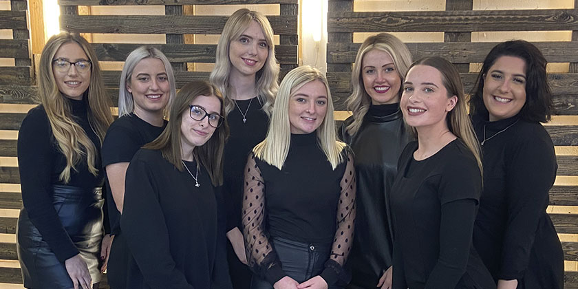 The Team at Katie Weeds Hair & Beauty