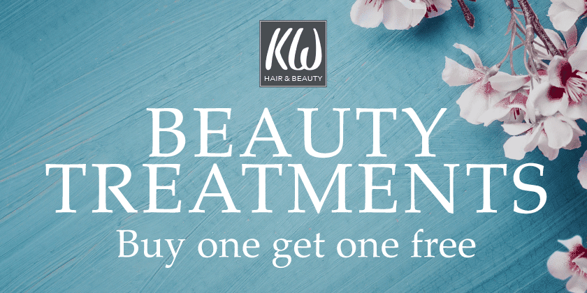 Beauty: Buy one get one free...